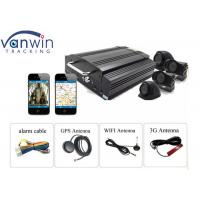 Wholesale 8 channel 1080P HDD hybrid mobile DVR for vehicle security from china suppliers