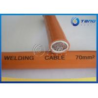 Wholesale Super Flexible Copper Rubber Insulated Cable Single Core For Welding Machine from china suppliers