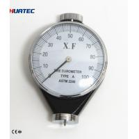 Wholesale Digital 2.5mm GB / T 531 0 - 100 HA Shore Durometer HS-A from china suppliers