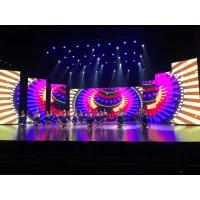 Wholesale P3.91 P4.81 indoor rental stage background led display big screen wall from china suppliers