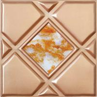 Buy cheap Public Space Decoration 3D Leather Wall Panels For Home Decoration , D-028 from wholesalers