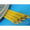 Buy cheap Silicone Rubber Braided Fiberglass Sleeving Silicone Fiberglass Sleeving from wholesalers