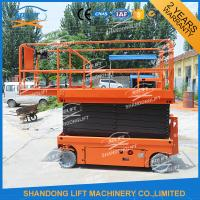 Wholesale Hydraulic Mobile Self Propelled Elevating Work Platforms from china suppliers