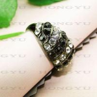 Wholesale Crystal Rings from china suppliers