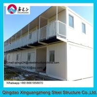 Wholesale 3layers container living house from china suppliers