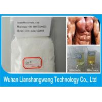 Wholesale White Raw Testosterone Anabolic Steroid Powder 99.5% Purity for Muscle Gain from china suppliers