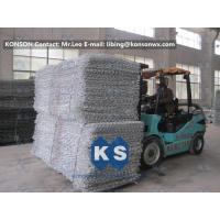 Wholesale Double Twisted Gabion Box Retaining Wall Structure Wire Diameter 2.7mm from china suppliers