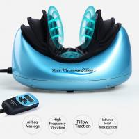 Wholesale Lightweight Car Massage Pillow Portable Customizable Shiatsu Neck Massager from china suppliers