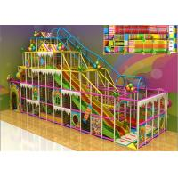 Wholesale Small Indoor Playground Used in Family and Kindergarten Inflatable Indoor Playground from china suppliers