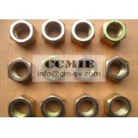 Wholesale Auto Use Heavy Hex Nuts , Shantui Road Roller Stainless Steel Nuts from china suppliers