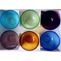 Wholesale Art glass bowls / Handblown glass dishes / Handblown glass paltes DJ-12001 from china suppliers