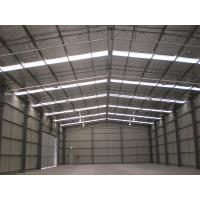 Wholesale High Level Industrial Steel Buildings Contract And Subcontract With Galvanised from china suppliers