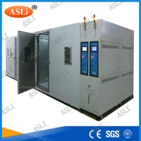 Wholesale Large Capacity Walk In Stability Chamber Temperature And Humidity Test Room from china suppliers