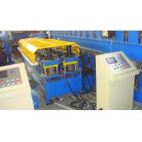 Wholesale Automatic Steel Stud And Track Roll Forming Machine Double Side PLC Control from china suppliers