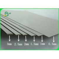 Wholesale Strong Hardness Laminated Paper Photo 700-1500gsm Greyboard / chipboard in sheet from china suppliers