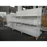 Wholesale Custom Retail Gondola Shelving Units , Convenient Grocery Store Display Racks from china suppliers