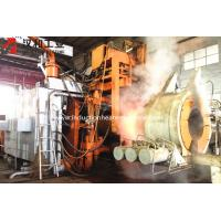 Wholesale Heating Power CNC Pipe Bending Machine Strong Strength Medium Frequency from china suppliers