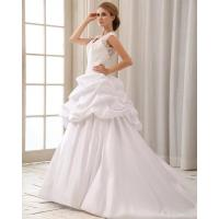 China Short Cocktail Party Dresses Romantic Lace Cap Sleeve Halter Neck Wedding Dresses With Heart on sale