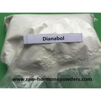 Wholesale 99% Oral Anabolic Steroids Dianabol Methandienone For Mass Gain 72-63-9 from china suppliers