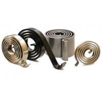 Wholesale High Hardness Powdered Coated Helical Torsion Spring , Torsion Coil Spring from china suppliers