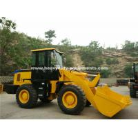 Buy cheap Sinomtp Lg936 Wheeled Front End Loader 3000kg With 3100mm Maximum Dump Height from wholesalers