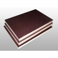 Wholesale Hot sale poplar core cheap film faced plywood for construction laminated marine plywood prices from china suppliers