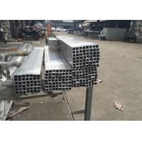 Wholesale 303 Grade Polished Surface Stainless Steel Rectangular Tubing High Soomthly from china suppliers
