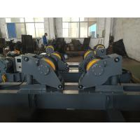 Wholesale Grey Rubber Vessel Hydraulic tank fit up rolls for Boiler Welding , 2 x 1.1kw Motor Power from china suppliers