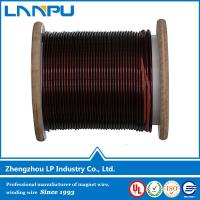 Buy cheap Approved Supplier For 26 Gauge Aluminum Enameled Wire from wholesalers