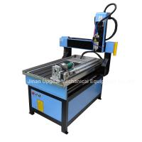 Wholesale 600*900mm 4 Axis CNC Aluminum Copper Engraving Machine with Mach3 Control from china suppliers