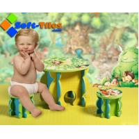 Wholesale EVA DIY Children study table & chair Eco-Friendly,Non-toxic Exporting Korea,USA and Europe from china suppliers