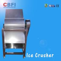 Wholesale CBFI Stainless Steel 304 Ice Crusher Machine For Bars / Fast Food Shops from china suppliers