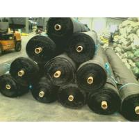 Buy cheap 160g High Strength Woven Geotextile Fabric Drainage For Lake Dike PP with CE from wholesalers