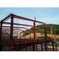 Wholesale Building Warehouse Fabrication Steel Structure Steel Sandwich Panel With Space Frames from china suppliers