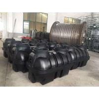 Wholesale Hot Sale! PE NEW Septic Tank For Sewage Treatment plastic tank 2000liter from china suppliers