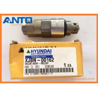Wholesale XJBN-00162 Port Relief Valve Used For Hyundai R200W-7 R210-7 R250-7 R305-7 R290-7 R320-7 Excavator Parts from china suppliers