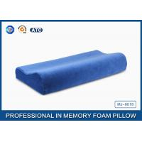 Air Following Slow Rebound Contour Massage Memory Foam Pillow Neck Support