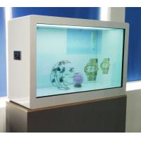 Wholesale Capacitor Touch 55 Inch Transparent Showcase, ROHS LCD Transparent Display from china suppliers
