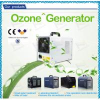 Wholesale Room hotel ozone machine 5g for sterilizing virus , spa necessities ozone generator from china suppliers
