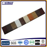 Wholesale wooden painting aluminum extrusion cheap price of aluminium sliding window from china suppliers