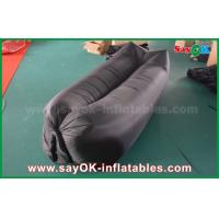 Wholesale Light Black Customized Sleeping Inflatable Air Bags For Beach Nylon Cloth from china suppliers