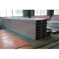 Wholesale Heat Insulation Fiberglass GRP Cable Tray FRP Structural Profiles from china suppliers