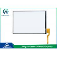 Wholesale Conductive ITO Analog Resistive Touch Screen LCD Panel 3.1 Inches With 4 Wire from china suppliers