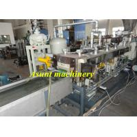 Wholesale PP PE Master Batch Making Machine / Extruder Machinery With Two Screw from china suppliers