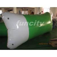Wholesale 0.9MM Waterproof Inflatable Water Toys Inflatable  Diving Launch for Water Park from china suppliers
