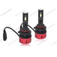 Buy cheap High Heat Conduction Brightest 9005 LED Headlight Kit , 35w 9005 LED High Beam Bulb from wholesalers