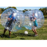Wholesale Loopy Bubble Ball Game Inflatable Soccer Bubble Battle For Summer from china suppliers