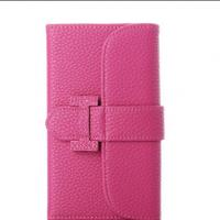 "Wholesale Best Quality Women Book Flip Leather Case With Belt For Iphone 6 (4.7"") from china suppliers"