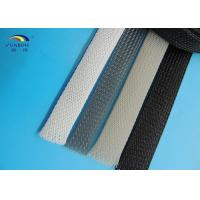 Wholesale Polyester monafilament Black expandable braided cable sleevings from china suppliers