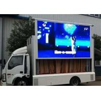 Wholesale Thin Truck Mounted Led Display P10mm , Smd Television Led Screen Mobiles from china suppliers